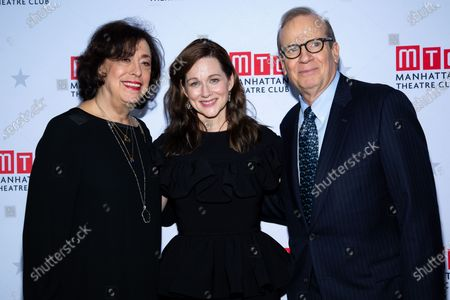 Editorial picture of 'My Name is Lucy Barton' play, Broadway Opening Night, Arrivals, New York, USA - 15 Jan 2020