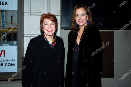 Editorial image of 'My Name is Lucy Barton' play, Broadway Opening Night, Arrivals, New York, USA - 15 Jan 2020