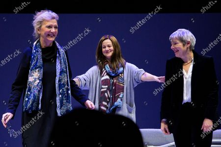 Editorial photo of 'My Name is Lucy Barton' play, Broadway Opening Night, Curtain Call, New York, USA - 15 Jan 2020