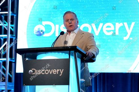 Editorial photo of 2020 Winter TCA - Discovery Network, Pasadena, USA - 15 Jan 2020