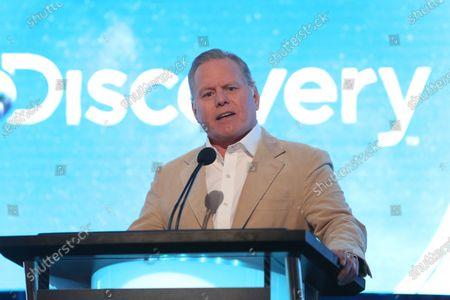 President and CEO, Discovery David Zaslav