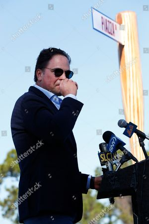 Editorial picture of Mike Piazza Baseball, Port St. Lucie, USA - 16 Jan 2020