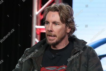 Stock Picture of Dax Shepard