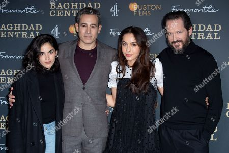 Editorial photo of 'Baghdad Central' TV show screening, London, UK - 16 Jan 2020