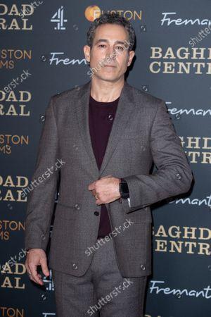 Editorial photo of 'Baghdad Central' TV show screening, London, UK - 16 Jan 2020
