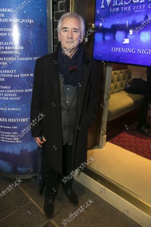 Editorial picture of 'Les Miserables' musical, Gala Night, London, UK - 16 Jan 2020
