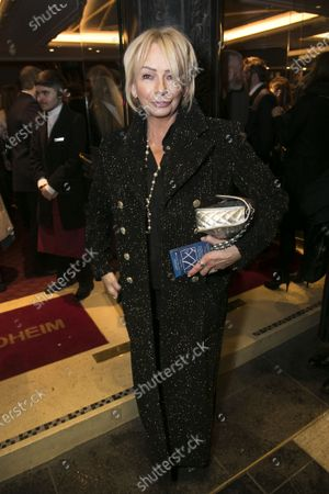 Editorial photo of 'Les Miserables' musical, Gala Night, London, UK - 16 Jan 2020