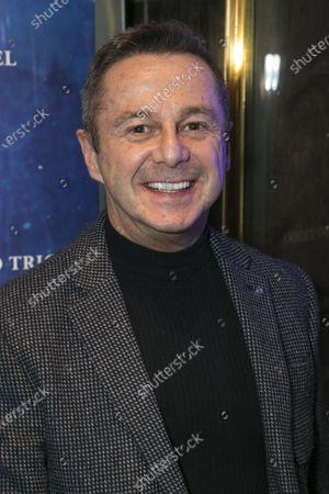 Editorial photo of 'Les Miserables' musical, Gala Night, London, UK - 16 Jan 2020