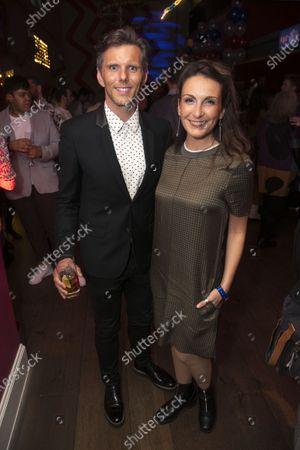 John Addison and Madalena Alberto