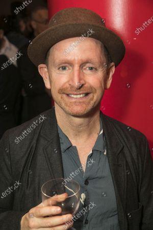 Stock Photo of Ian Hughes (Thenardier)