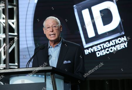Editorial photo of 'In Memoriam' TV show, Discovery Network, TCA Winter Press Tour, Panels, Los Angeles, USA - 16 Jan 2020