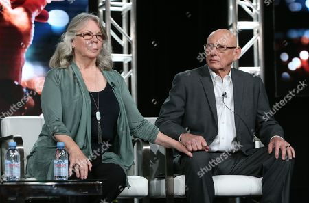 Editorial image of 'In Memoriam' TV show, Discovery Network, TCA Winter Press Tour, Panels, Los Angeles, USA - 16 Jan 2020
