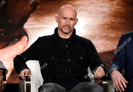"Kelly Smith appears at Discovery Channel's ""Rob Riggle: Global Investigator"" panel during the Discovery Network TCA 2020 Winter Press Tour at the Langham Huntington, in Pasadena, Calif"