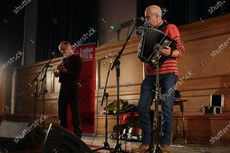 Stock Picture of Martin Carthy and John Kirkpatrick