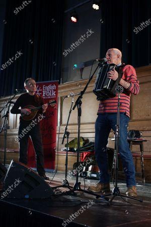 Martin Carthy and John Kirkpatrick