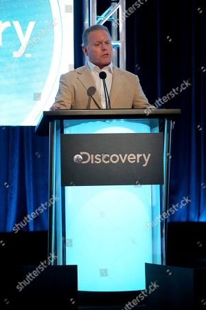 Editorial picture of 2020 Winter TCA - Discovery Network, Pasadena, USA - 16 Jan 2020