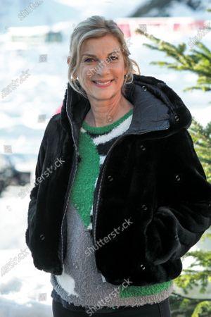 Stock Photo of Michele Laroque