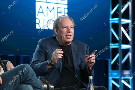Stock Picture of Hans Zimmer