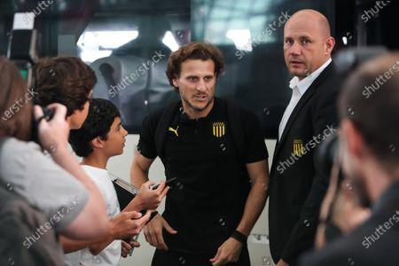 Editorial image of Uruguayan soccer team Penarol travel to US, Montevideo, Uruguay - 16 Jan 2020