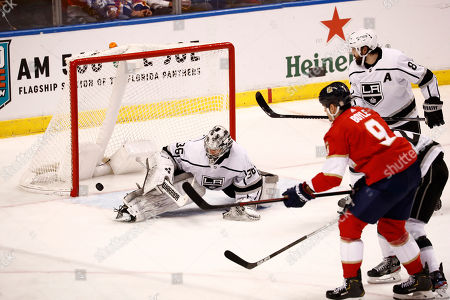 Editorial image of Kings Panthers Hockey, Sunrise, USA - 16 Jan 2020