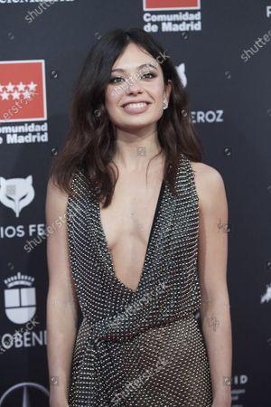 Stock Picture of Anna Castillo
