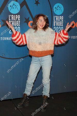 Editorial image of 23rd International Comedy Film Festival, Day 3, Alpe d'Huez, France - 16 Jan 2020