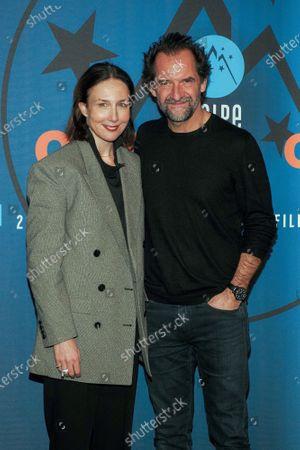 Stephane De Groodt and Elsa Zylberstein