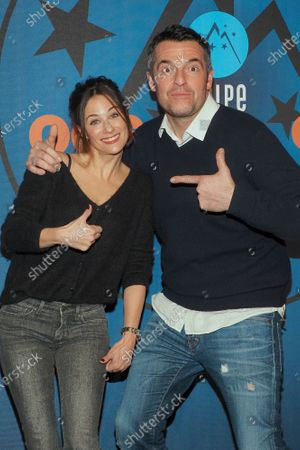 Editorial picture of 23rd International Comedy Film Festival, Day 3, Alpe d'Huez, France - 16 Jan 2020