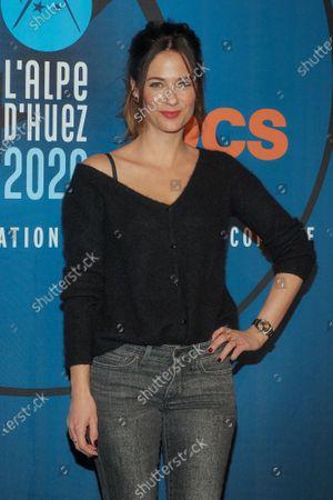 Editorial photo of 23rd International Comedy Film Festival, Day 3, Alpe d'Huez, France - 16 Jan 2020