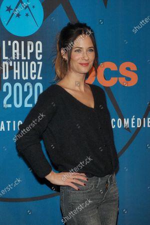 Stock Photo of Melanie Bernier