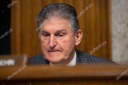 United States Senator Joe Manchin III (Democrat of West Virginia)