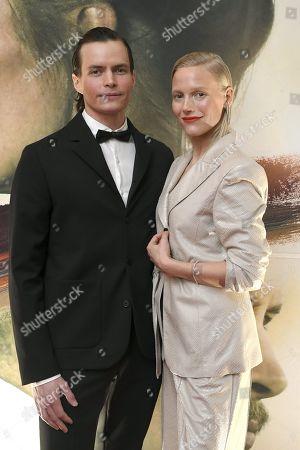 Editorial image of 'Helene' film premiere, National Theatre, Helsinki, Finland - 13 Jan 2020