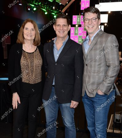 Kathy Connell, Todd Milliner, Sean Hayes