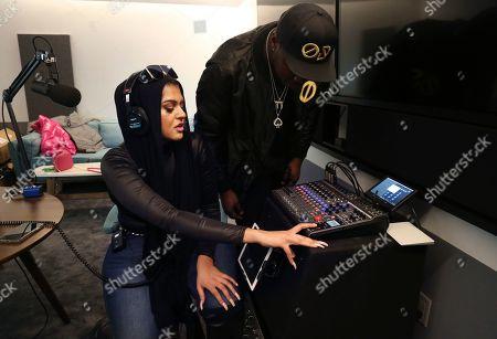 Editorial image of Muslim Girl, New York, USA - 19 Dec 2019