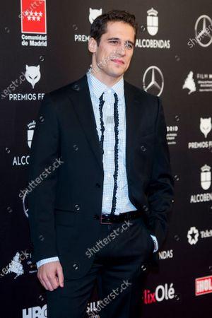 Editorial photo of Feroz Film Awards, Madrid, Spain - 16 Jan 2020
