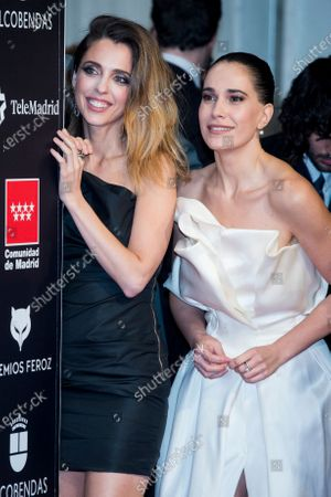 Leticia Dolera and Celia Freijeiro
