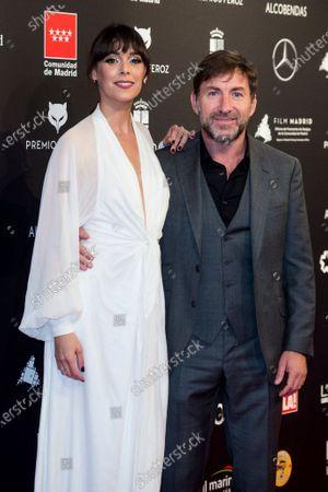 Belen Cuesta and Antonio de la Torre