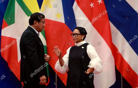 Vietnam Asean. Indonesian Foreign Minister Retno Marsudi, right, speaks to Cambodian Foreign Minister Prak Sokhonn in Nha Trang, Vietnam on . The ASEAN ministers hold their annual retreat to discuss regional and international issues and to set out priorities for the rest of the year, in which Vietnam holds the rotating chair of the bloc