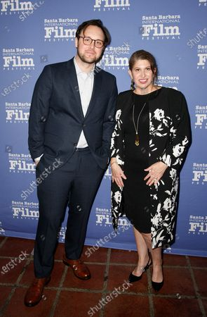 Editorial photo of American Riviera Award, Arrivals, Santa Barbara International Film Festival - 16 Jan 2020