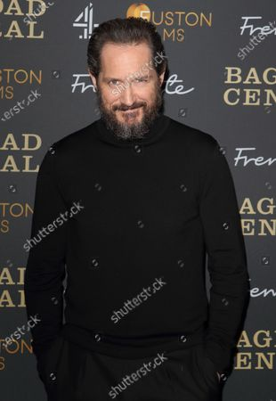 Bertie Carvel attends the launch screening of a new Channel 4 series at the BFI, Southbank