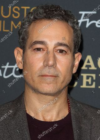 Waleed Zuaiter attends the launch screening of a new Channel 4 series at the BFI, Southbank