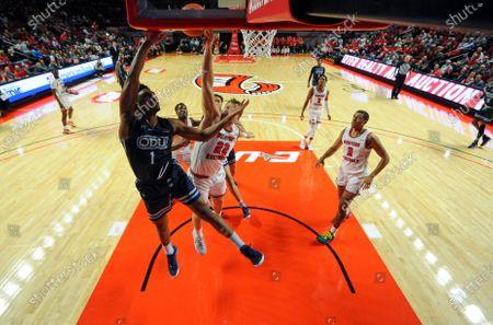 Editorial photo of NCAA Basketball UDU vs WKU, Bowling Green, USA - 16 Jan 2020