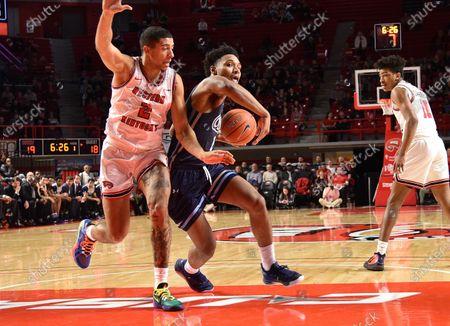 Editorial picture of NCAA Basketball UDU vs WKU, Bowling Green, USA - 16 Jan 2020