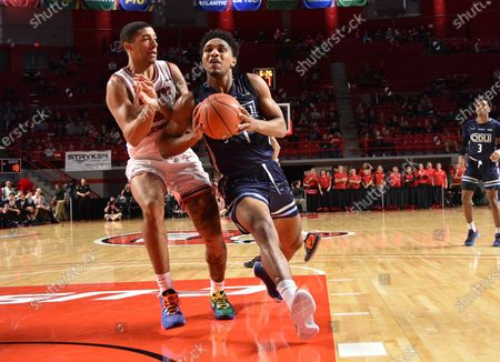 Editorial image of NCAA Basketball UDU vs WKU, Bowling Green, USA - 16 Jan 2020