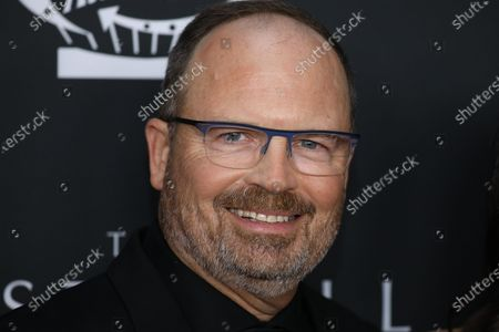 Todd Robinson poses on the red carpet prior to the premiere of the film 'The Last Full Measure', at Arclight Hollywood in Hollywood, California, USA, 16 January 2020.