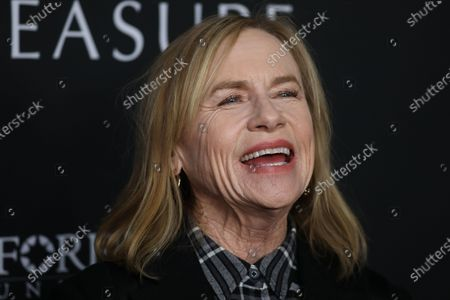 Amy Madigan poses on the red carpet prior to the premiere of the film 'The Last Full Measure', at Arclight Hollywood in Hollywood, California, USA, 16 January 2020.