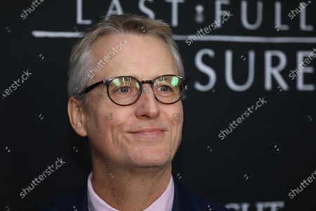 Linus Roache poses on the red carpet prior to the premiere of the film 'The Last Full Measure', at Arclight Hollywood in Hollywood, California, USA, 16 January 2020.