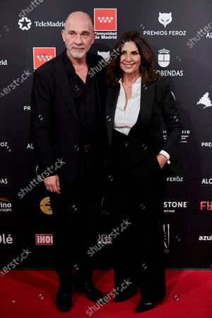 Editorial photo of Feroz Film Awards, Madrid, Spain - 16 Jan 2020