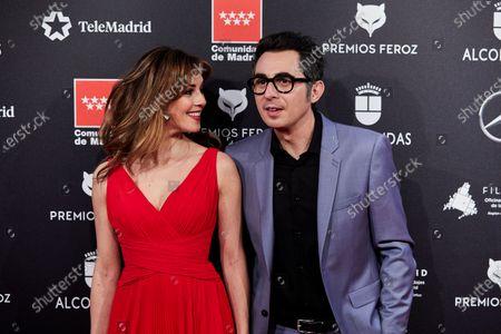 Eva Ugarte and Berto Romero