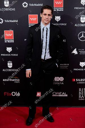 Editorial picture of Feroz Film Awards, Madrid, Spain - 16 Jan 2020